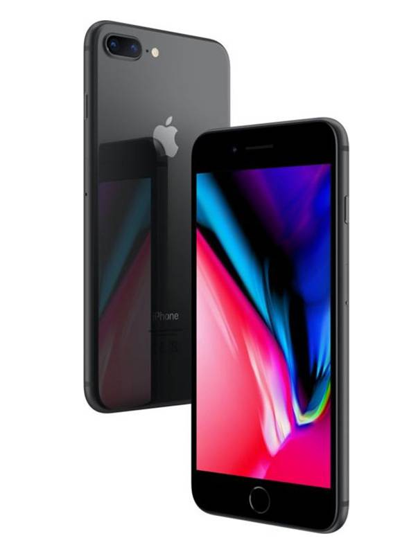 APPLE IPHONE 8+ 64 go SIDERAL GREY reconditionné grade A+
