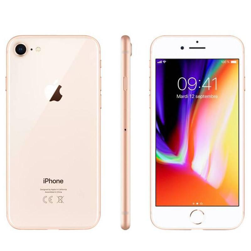 APPLE IPHONE 8 256 GO GOLD RECONDITIONNÉ GRADE A+