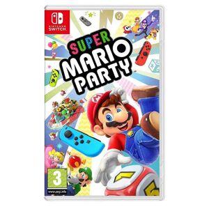 NINTENDO Jeu vidéo NINTENDO Super mario party switch - Publicité