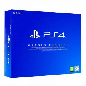 PS4 Console de jeux Sony Playstation 4 slim reconditionnée 1To noire - Publicité