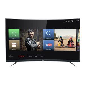 THOMSON TV UHD 4K THOMSON 55UD6676 SMART INCURVEE - Publicité