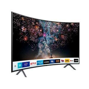 SAMSUNG TV 4K SAMSUNG UE49RU7305 Incurvé Smart - Publicité