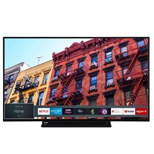 TOSHIBA TV UHD 4K TOSHIBA 55VL3A63DG Smart Wifi - Publicité