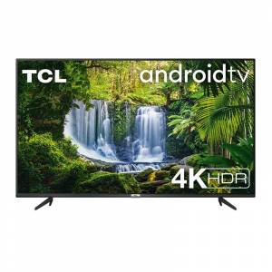 TCL TV UHD 4K TCL 65BP615 ANDROID - Publicité