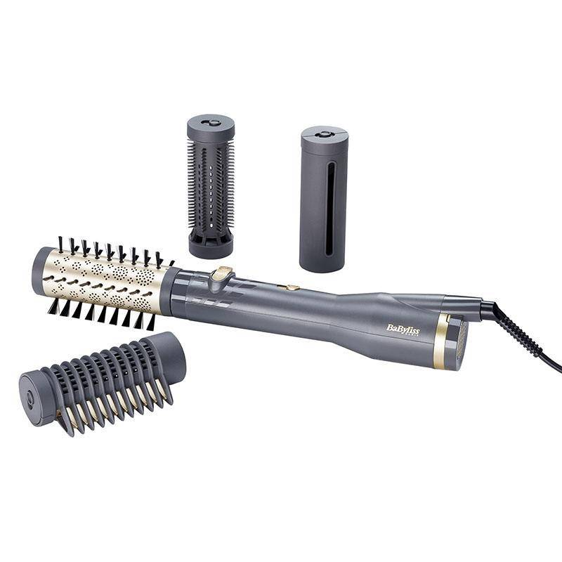 BABYLISS Brosse soufflante BABYLISS rotative AS520E