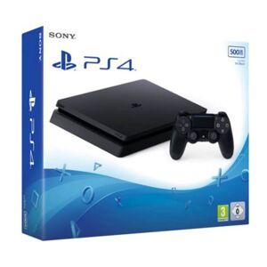PS4 Console de jeux SONY PS4 Slim 500Go - Publicité
