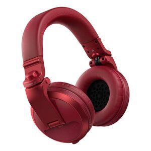 PIONEER DJ Casque PIONEER DJ HDJ-X5BT-R RED - Publicité