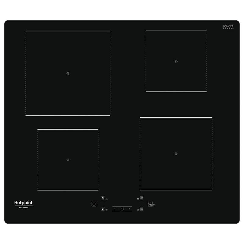 HOTPOINT Table induction HOTPOINT HQ 2260S NE