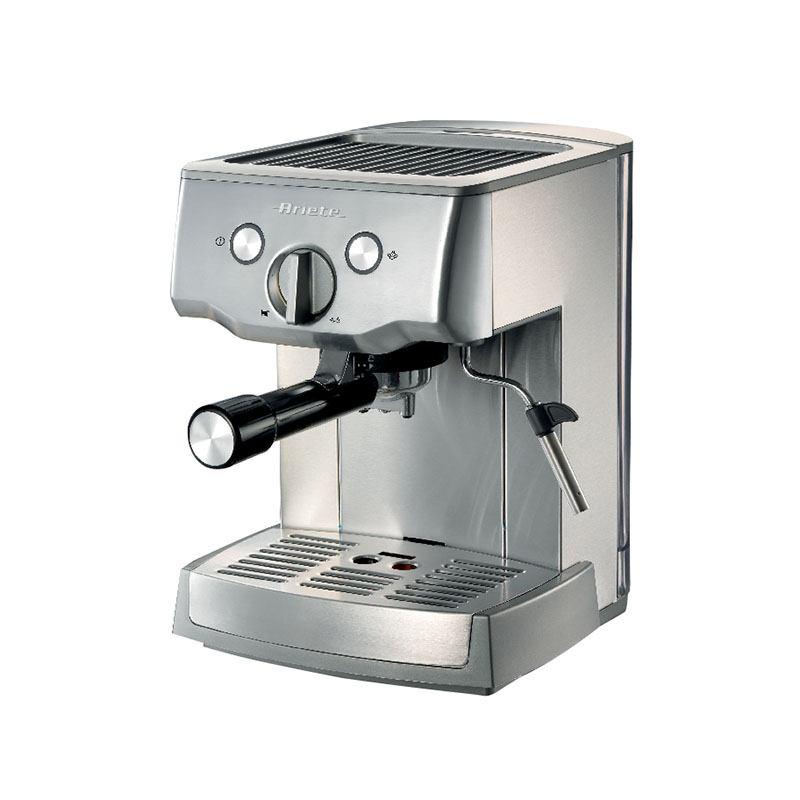 ARIETE Machine à expresso Pompe ARIETE 1324 INOX 1000W
