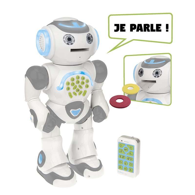 LEXIBOOK Robot LEXIBOOK POWERMAN LAX ludo éducatif