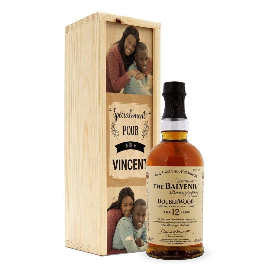 YourSurprise Whisky - The Balvenie - avec coffret personnalisé