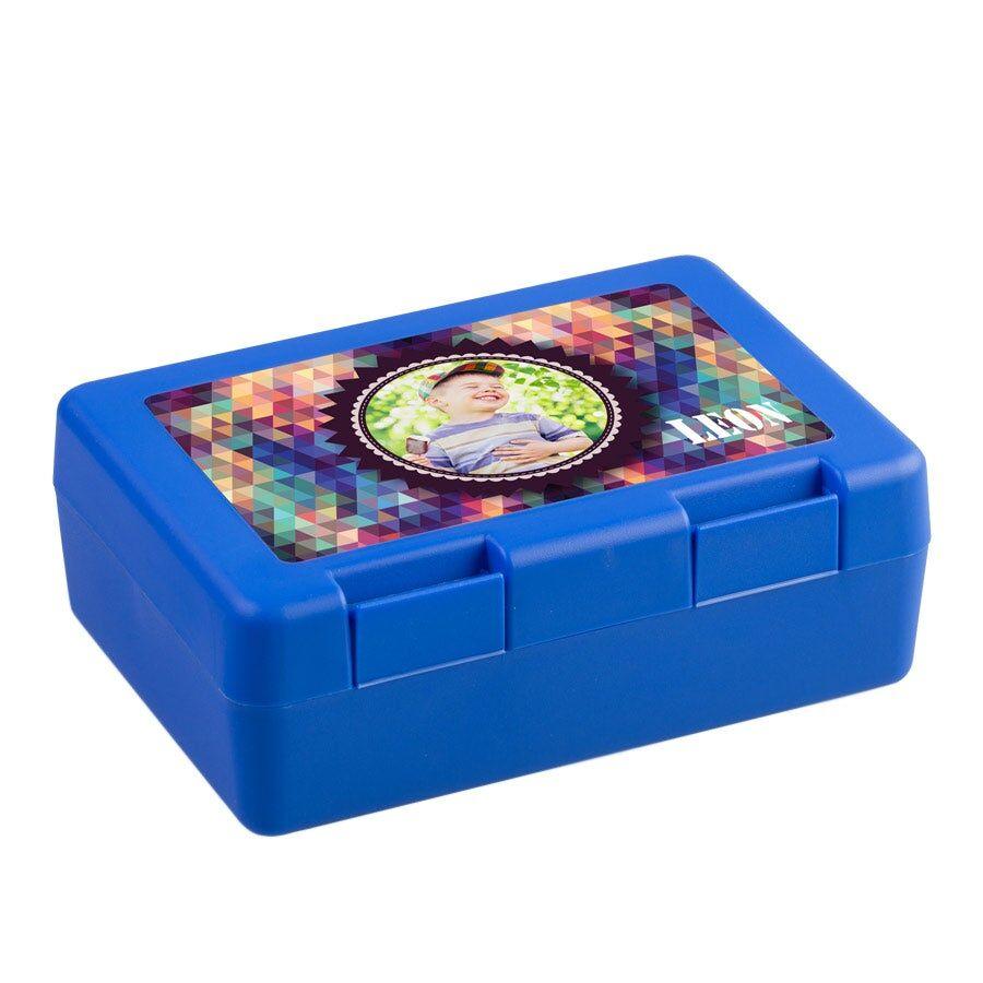 YourSurprise Boîte à goûter - Bleu