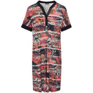 MYBC La robe encolure dégagée MYBC multicolore 38 - Publicité