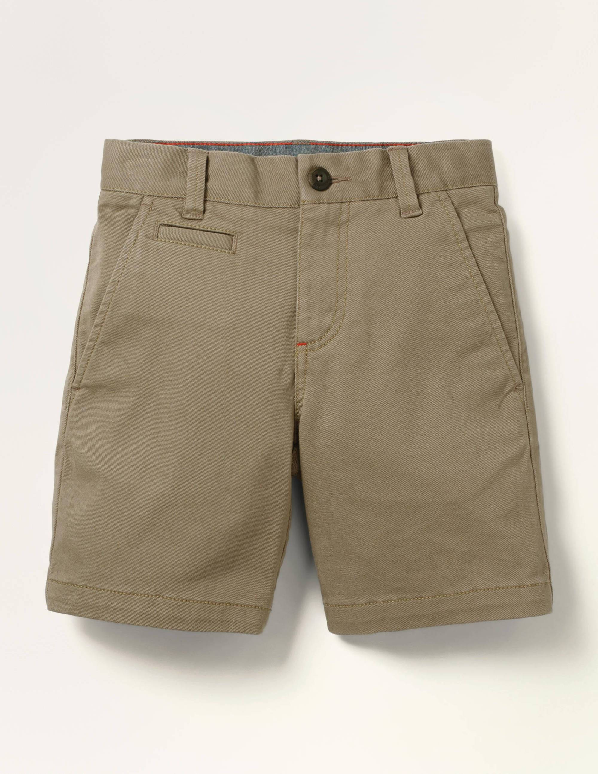 Mini Short chino BRN Femme Boden, Brown - 4a