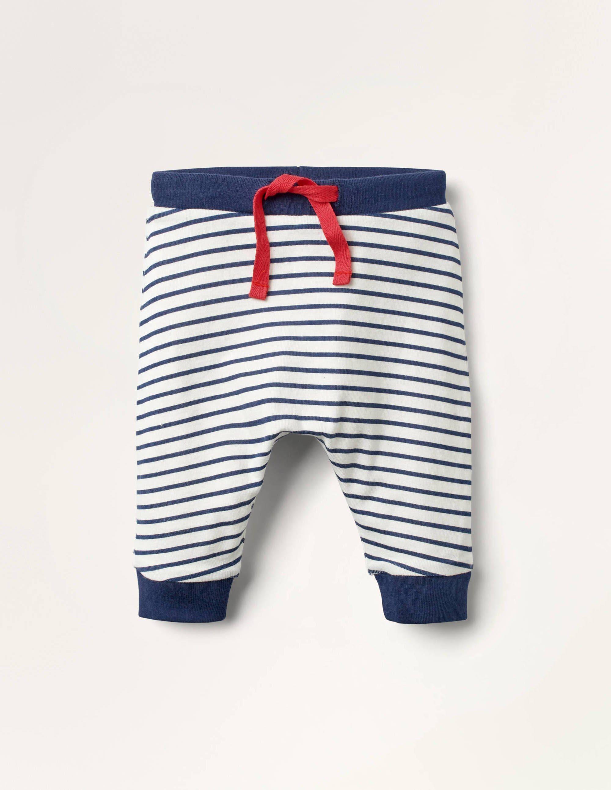 Baby Legging pour nouveau-né BLU Bébé Boden, Blue - 3-6m