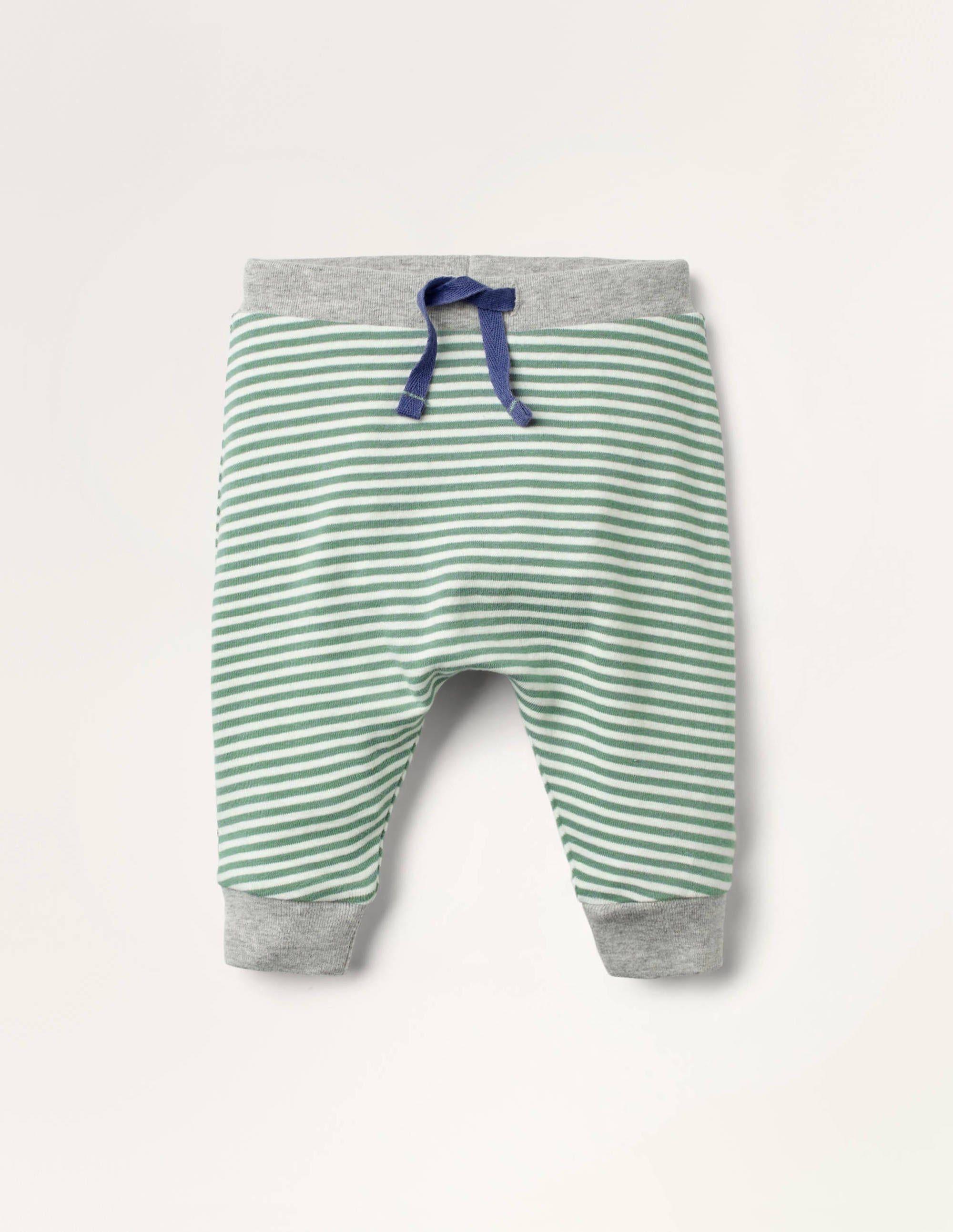 Baby Legging pour nouveau-né GRN Bébé Boden, Green - 0-3m
