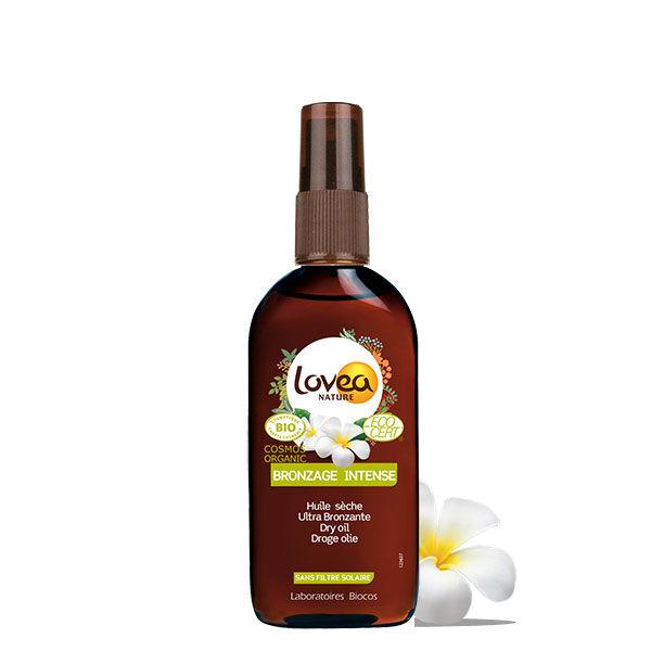 Lovea Huile Sèche Ultra-Bronzante - Certifiée Bio* 125 ml