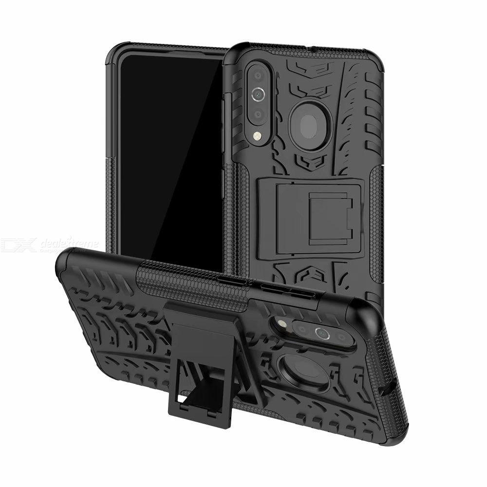 Housse De Protection Anti-choc Pour Téléphone Portable CHUMDIY Avec Support Pour Samsung Galaxy A60