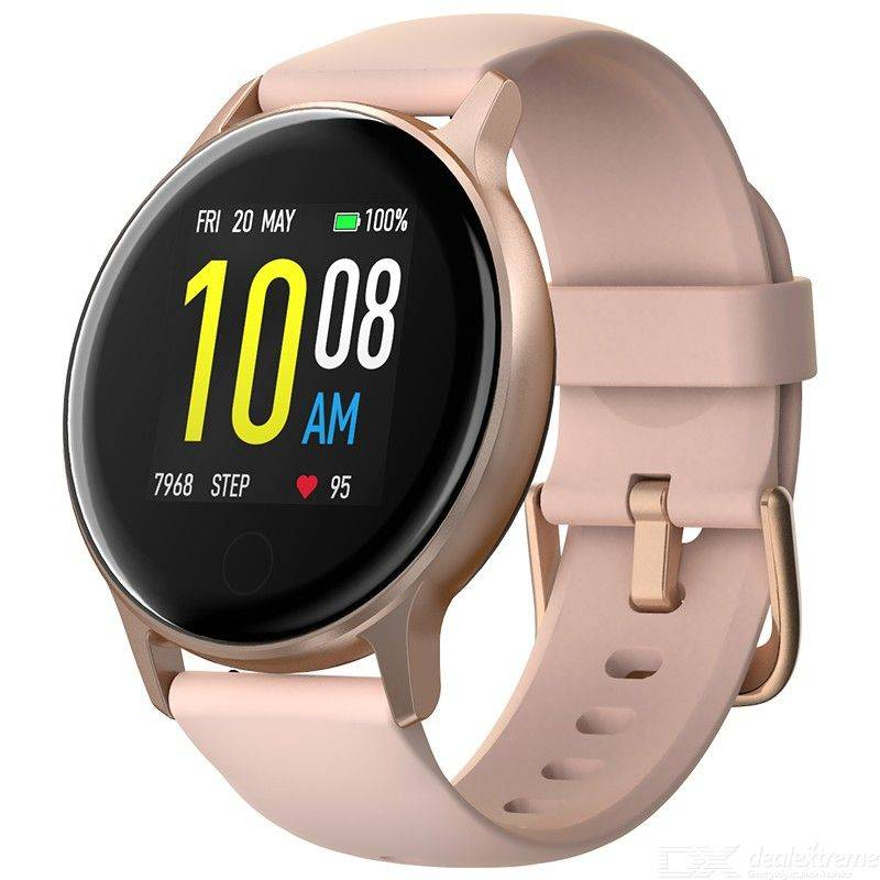 UMIDIGI Uwatch 2S Sport Smart Watch Men 5ATM Waterproof 1.3 Clock Heart Rate Sleep Monitoring Women Smartwatch For Android IOS