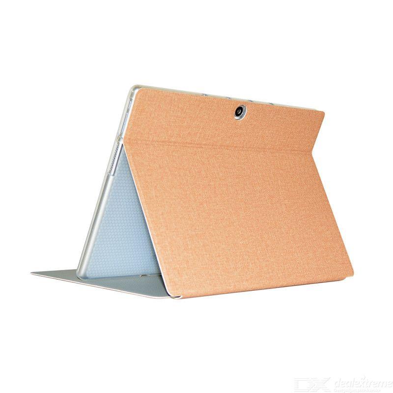 TPU + PU Cas Tablette En Cuir Avec Support Couverture Tablette Anti-choc De Protection Pour ALLDOCUBE X NEO 10,5 Pouces