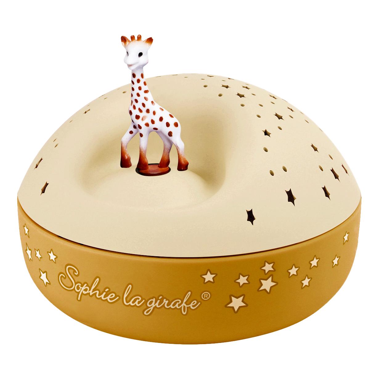 Sophie de Giraf Projecteur étoile Sophie la Girafe - beige