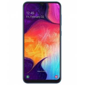 """Samsung Galaxy A50 SM-A505F 6.4"""" 128 Go Bleu - Publicité"""
