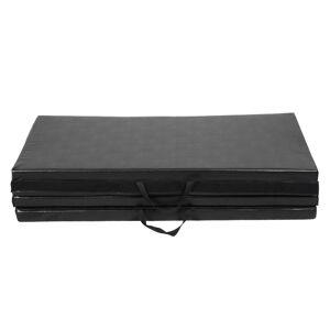Costway Tapis de sol gymnastique pliable portable natte de gym matelas neuf - Publicité
