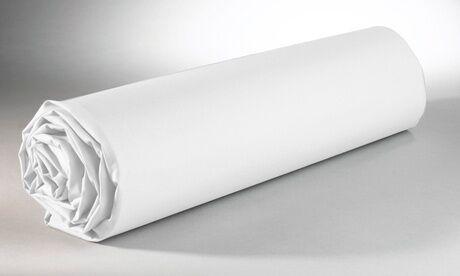 Groupon Goods Global GmbH Drap housse 100% coton, plusieurs tailles disponibles