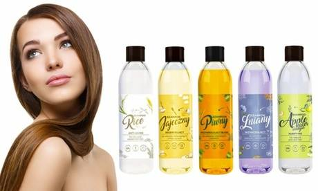 Groupon Goods Global GmbH Jusqu'à 5 shampoings aux ingrédients naturels
