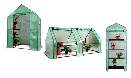 Groupon Goods Global GmbH Serre jardin Herzberg 3 modèles