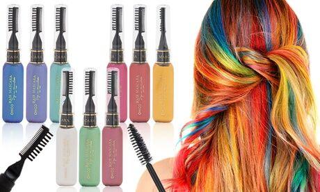 Groupon Goods Global GmbH 3, 6 ou 9 mascaras pour les cheveux
