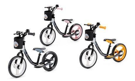 """Groupon Goods Global GmbH Draisienne """"Space"""" pour enfant avec frein à main et repose-pieds de Kinderkraft"""