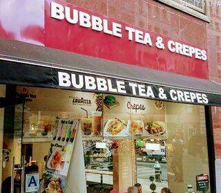 M And Y Savor Crêpe chinoise jian bing et bubble tea 36 cl pour 2 ou 4 personnes au restaurant M And Y Savor