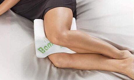 Groupon Goods Global GmbH Jusqu'a 8 oreillers orthopédiques pour genoux
