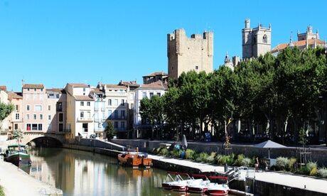 Zenitude Narbonne Centre Narbonne : studio Double avec petit-déjeuner pour 2 pers. au Zenitude Narbonne Centre 4*