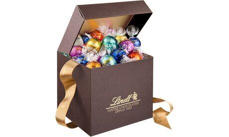 Lindt Strasbourg Sélection de chocolats Lindt au choix au magasin Lindt Strasbourg