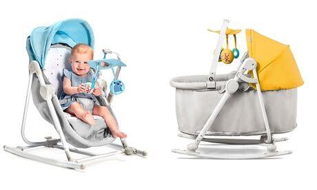 Groupon Goods Global GmbH Berceau pour bébé 5 en 1 Unimo Kinderkraft