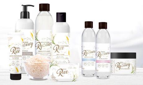 Groupon Goods Global GmbH Produits de soin à l'extrait de riz