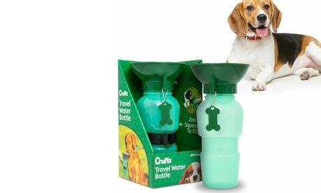 Groupon Goods Global GmbH 1 ou 2 gourdes de transport pour chien Cruft