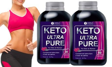 Groupon Goods Global GmbH Keto Ultra Pure Minceur