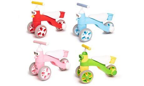 Groupon Goods Global GmbH Draisienne porteur pour enfants Hibou