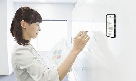 Groupon Goods Global GmbH 1 ou 2 coques pour iPhone et Samsung anti-gravité nano ventouse