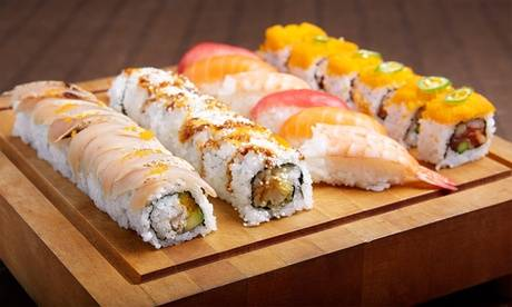 Makiwan Menu Japonais Makiwan pour 2 personnes, uniquement à emporter au restaurant Makiwan