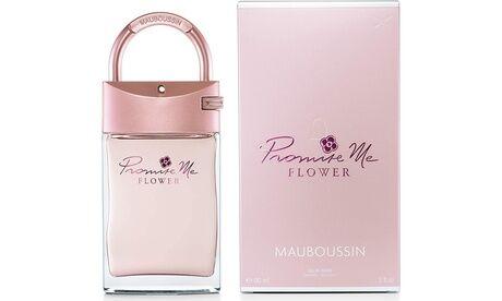 Groupon Goods Global GmbH Eau de parfum Mauboussin Promise Me Flower 90ml