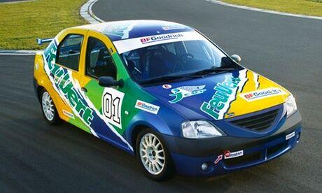 Pilotage Racing Stage de pilotage en Logan Cup avec 4, 8 ou 12 tours, à partir de 15 ans, avec Pilotage Racing