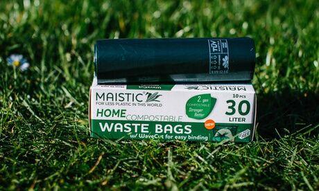 Groupon Goods Global GmbH Lots de sacs poubelle compostables