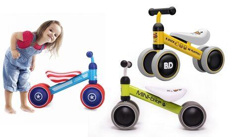 Groupon Goods Global GmbH Porteur Draisienne antidérapant enfant pour enfant