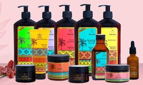 Groupon Goods Global GmbH Packs de soin cosmétiques de Schwartz Cosmetics à base d'extrait de dattes