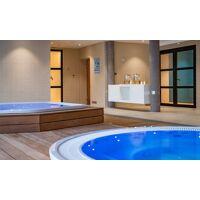 SPA Saint Quentin En Yvelines Accès au spa (hammam, sauna, jacuzzis) d'1h30 pour 1 ou 2 personnes au Spa Saint-Quentin En Yvelines <br /><b>25 EUR</b> Groupon FR