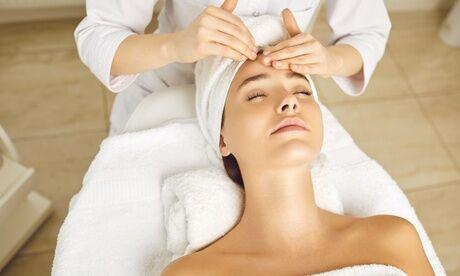 Beaute Enjoy Modelage du visage, masque et gommage avec option modelage crânien ou soin visage avec vaporisation à Beauté Enjoy